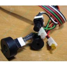 Светодиоды в Керчи, кнопки и динамик (с кабелями и разъемами) для корпуса Chieftec (Керчь)
