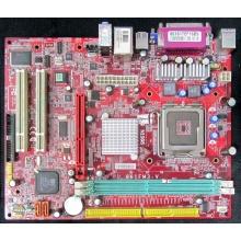Материнская плата MSI MS-7142 K8MM-V socket 754 (Керчь)