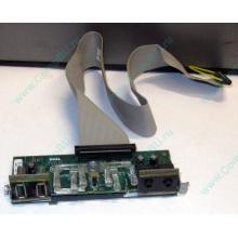 Панель передних разъемов (audio в Керчи, USB) и светодиодов для Dell Optiplex 745/755 Tower (Керчь)
