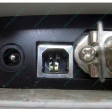 Термопринтер Zebra TLP 2844 (выломан USB разъём в Керчи, COM и LPT на месте; без БП!) - Керчь