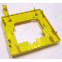 Жёлтый держатель-фиксатор HP 279681-001 для крепления CPU socket 604 к радиатору (Керчь)